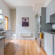 Contemporary Kitchen by CornerStone Building & Restoration
