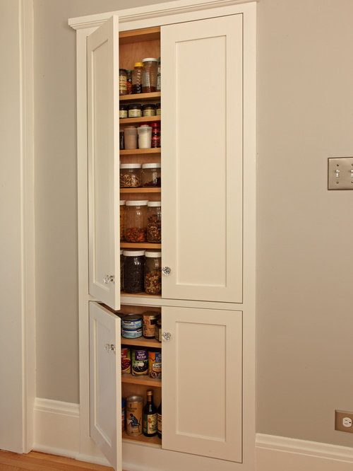 Pantry Cabinet Shallow Pantry Cabinet With The Great Restoration Making An Old House Into A New