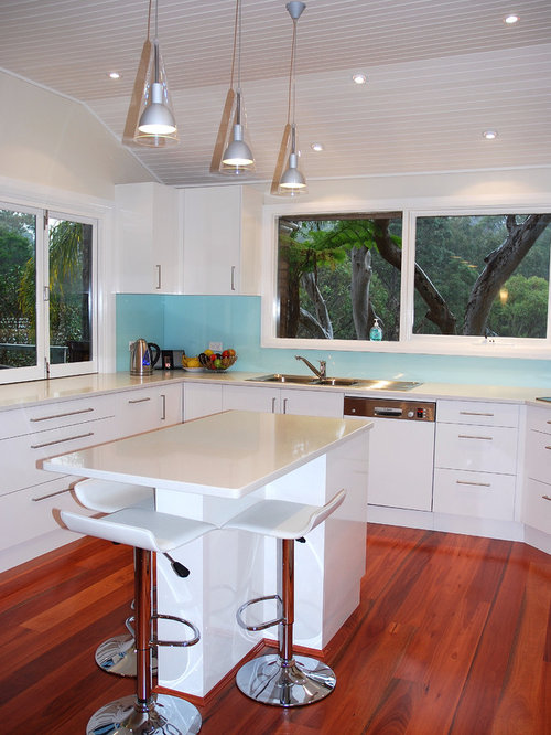 picture kitchen tiles blue glass backsplash design ideas amp remodel pictures houzz 1484