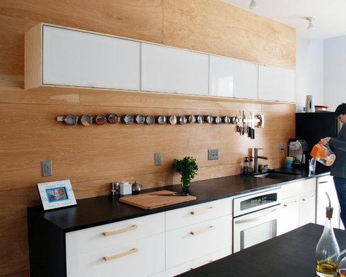 Used kitchen cabinets craigslist toronto - Plywood Backsplash Houzz