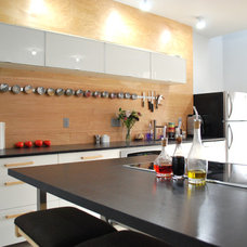 modern kitchen by Nic Darling