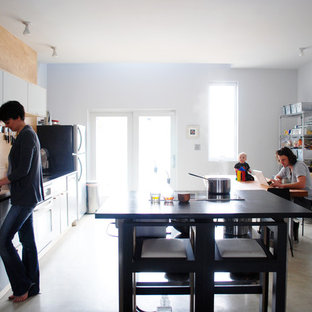 innovative kitchen cabinets awkward kitchen layouts houzz 1864