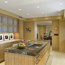 Contemporary Kitchen by Robert Granoff