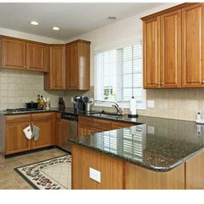 Traditional Kitchen by Coldwell Bankers Howard Perry and Walston