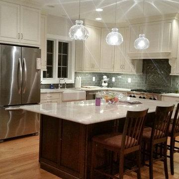 #10314 Wethersfield Kitchen & Island