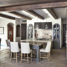 Traditional Kitchen by Milestone Custom Homes