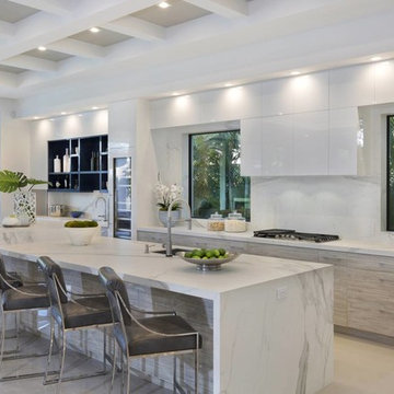 1040 South Ocean Boulevard | Delray Beach, FL | Contemporary Estate