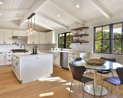 Vaulted Ceiling Kitchen Ideas Pictures Remodel And Decor