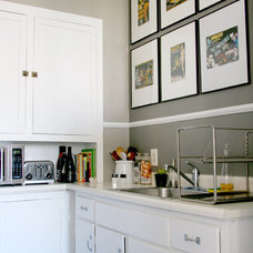 Contemporary Kitchen by gallery.apartmenttherapy.com