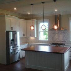 Craftsman Kitchen by Custom Creations