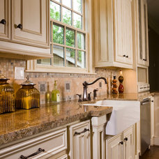 Traditional Kitchen by Creole Design