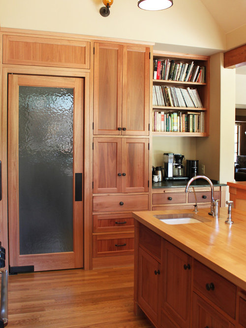 Swinging Pantry Door Houzz