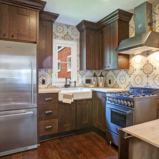 Traditional Kitchen by American Coastal Properties
