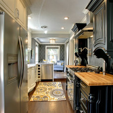 Traditional Kitchen by Brian Grabski