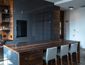 13th St. Penthouse - Kitchen