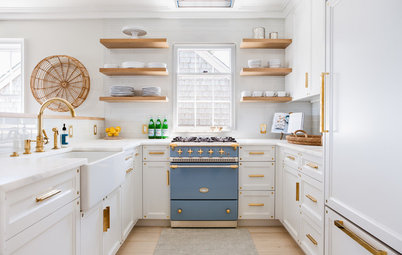 11 Ways a Colorful Appliance Can Perk Up Your Kitchen