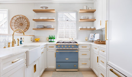 Your Guide to a Beach-Style Kitchen