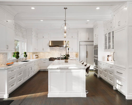 Traditional New York Kitchen Design Ideas & Remodel