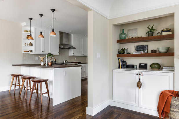Traditional Kitchen by SF Design Build
