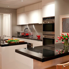 Contemporary Kitchen by ZMK Group, Inc