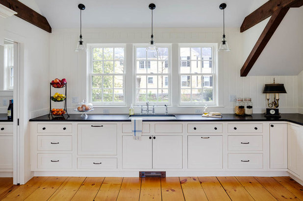 Traditional Kitchen By Platt Builders