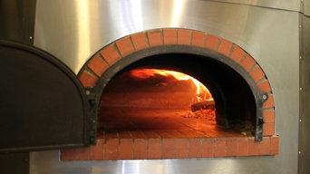 1500 Steel Artisan Wood Fired Brick Oven