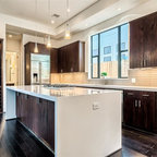 Case Design/Remodeling, Inc. - Contemporary - Kitchen - DC Metro - by Case Design/Remodeling, Inc.