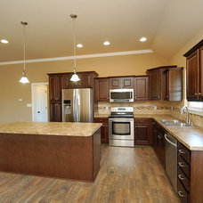 Traditional Kitchen by Sanctuary Homes