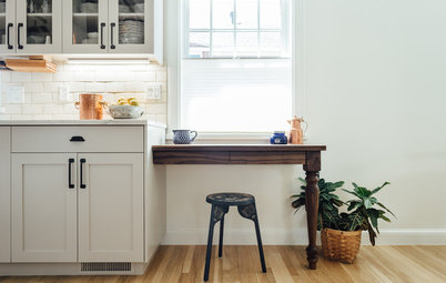 Kitchen of the Week: Historic Charm and Modern Sensibility