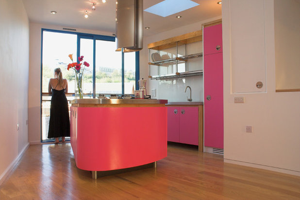 Contemporary Kitchen By Aaron Davies Design