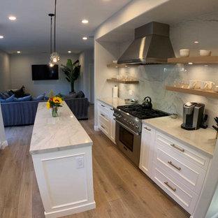 160 - Dana Point - Transitional Kitchen Remodel