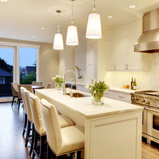 Traditional Kitchen by McKinney Group, Inc