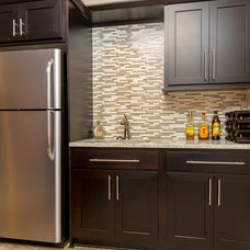 Traditional Kitchen by Genesis Homes of Iowa