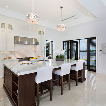 1675 Lands End Road | Manalapan, FL | Contemporary Intracoastal Estate