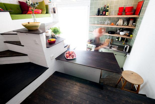Contemporary Kitchen by Torsten Imottesjo