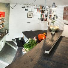 Contemporary Kitchen by Torsten Ottesjö
