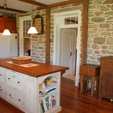 Traditional Kitchen by Shenandoah Furniture Gallery