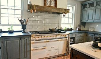 1800's Farmhouse Kitchen