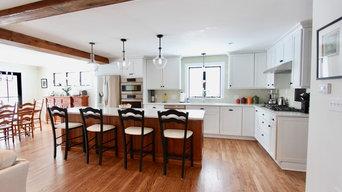 1835 Farmhouse Kitchen