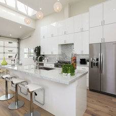 Contemporary Kitchen by SF Garage CO