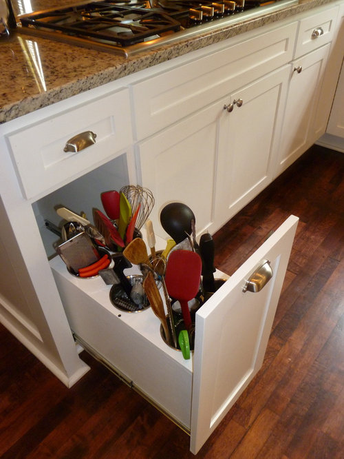 buy kitchen cabinet utensil drawer ideas pictures remodel and decor 1888