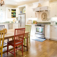 Traditional Kitchen by Renovation Design