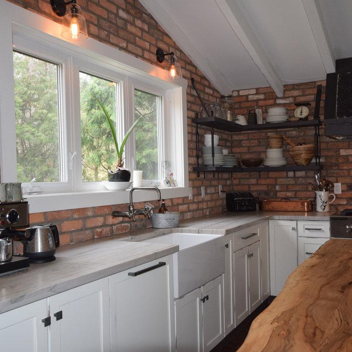 1895 Farmhouse Kitchen Remodel