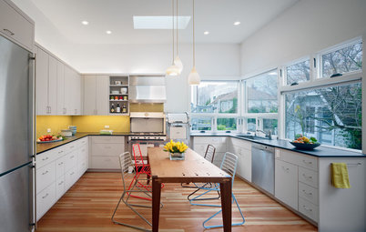 Natural Artificial Lighting kitchen