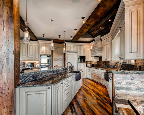 Rustic Wood Floor - Rustic Wood Floor Houzz