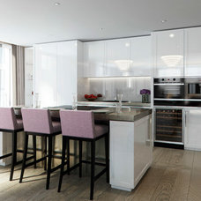 Contemporary Kitchen by CID Interieur