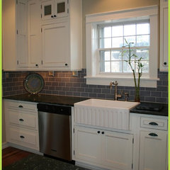 traditional kitchen by SW Design Concepts, LLC
