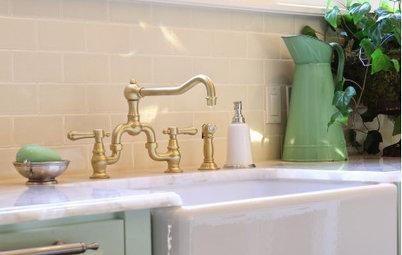 Your Kitchen: Farmhouse Sinks