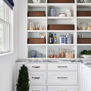 1902 Historic Kitchen & Pantry Alamo Heights Remodel