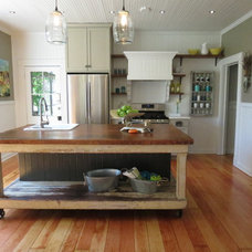 Eclectic Kitchen by Shannon Quimby